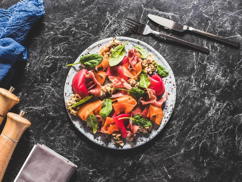 alimentação orgânica